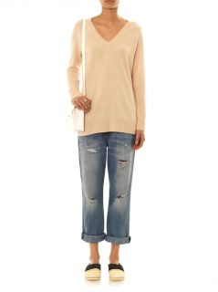 Asher cashmere sweater  Equipment