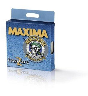 Maxima Fishing Line One Shot Spools, Treazure Clear, 40 Pound/310 Yard : Fishing Line Spooling Accessories : Sports & Outdoors