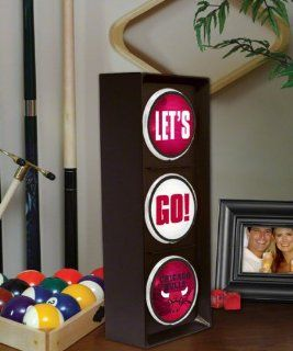 NBA Chicago Bulls Let's Go Light : Table Lamps : Sports & Outdoors