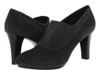 Aquatalia by Marvin K. Rosette Anthracite Stretch Suede