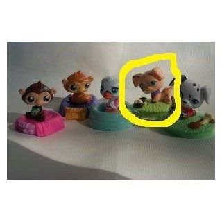 Littlest Pet Shop 2008 Mcdonalds Happy Meal Toy Made By Hasbro, Puppy Dog Toy: Toys & Games
