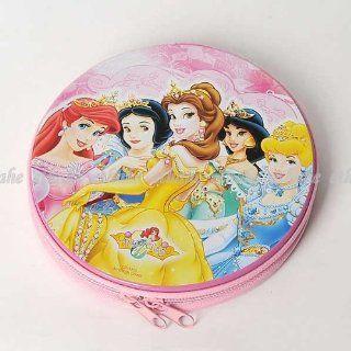 Disney Princesses Cd DVD Bag Storage Case Holder Electronics