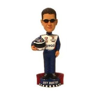 Jeff Burton #99 Forever Collectibles Bobblehead  Sports Fan Bobble Head Toy Figures  Sports & Outdoors