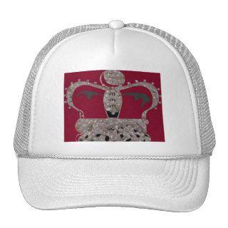 OBATALA CROWN MESH HATS