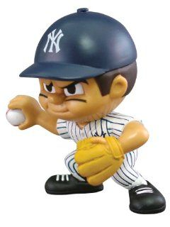 MLB New York Yankees Lil' Teammates Pitcher  Sports Fan Toy Figures  Sports & Outdoors