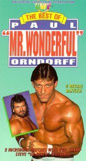 Best of Paul Mr. Wonderful Orndorff [VHS]: Universal Wrestling Federation: Movies & TV