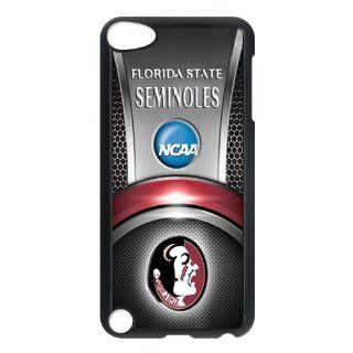 shinecases ipod case   Best Look ncaa Florida State Seminoles Logo of ipod touch 5th case Premium Hard Plastic Case Covers: Cell Phones & Accessories