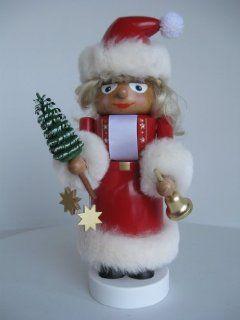 KWO Mrs Santa Claus German Nutcracker   Decorative Christmas Nutcrackers