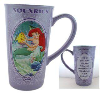 Disney Zodiac Mug (Aquarius)   Little Mermaid Coffee Mug