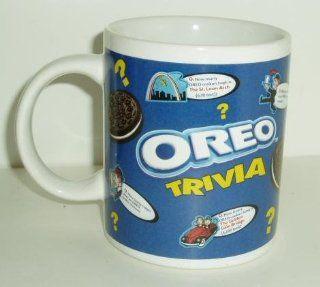 Oreo Cookie Trivia Coffee Mug