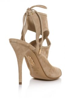 Sexy Thing suede sandals  Aquazzura