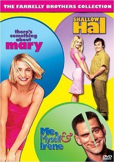 The Farrelly Brothers Collection (There's Something About Mary / Shallow Hal / Me, Myself & Irene): Ben Stiller, Cameron Diaz, Jim Carrey, Ren�e Zellweger, Jack Black, Gwyneth Paltrow, Matt Dillon, Lee Evans, Chris Elliott, Lin Shaye, Jeffrey Tambo