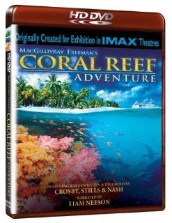 Coral Reef Adventure [HD DVD]: Liam Neeson, Howard Hall, Michele Hall, Jean Michel Cousteau, Rusi Vulakoro, Richard Pyle, Tracey Medway, Maria Joao Rodriguez, Rob Barrel, Cat Holloway, Brad Ohlund, Greg MacGillivray, Stephen Judson, Alec Lorimore, Chat Rey