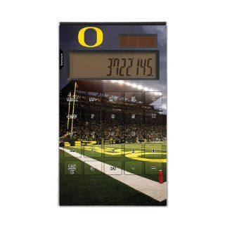 NCAA Oregon Ducks Desktop Calculator: Sports & Outdoors