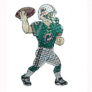 "Miami Dolphins 44"" Animated Lawn Figure   NFL Football : Action Figures : Sports & Outdoors"