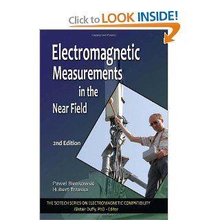 Electromagnetic Measurements in the Near Field (Scitech Series on Electromagnetic Compatibility) Pawel Bienkowski, Hubert Trzaska 9781891121067 Books