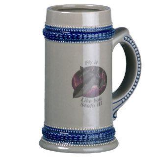 SR 71 Blackbird Mug