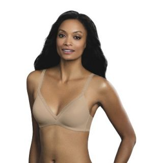Simply Perfect by Warners Invisible Wire Free Bra TA4011   Toasted Almond 36C