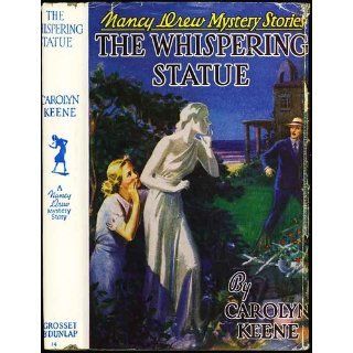 The Whispering Statue (Nancy Drew #14): Carolyn Keene: 9780448095141:  Children's Books