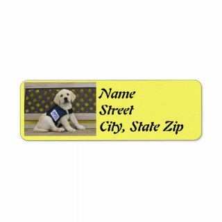 Leigh Ann Address Label
