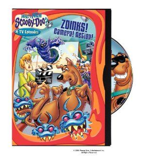 What's New Scooby Doo, Vol. 8   Zoinks! Camera! Action!: Mindy Cohn, Miranda Cosgrove, Grey DeLisle, Casey Kasem, Frank Welker, Russell Calabrese, Jeffrey Gatrall, Scott Jeralds, Tim Maltby, Tom Mazzocco, Swinton O. Scott III, Chuck Sheetz, Joe Sichta: