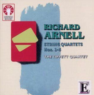 Arnell String Quartets Nos.1 5 Music