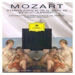 Mozart: Symphonies Nos. 29, 39 41: Music