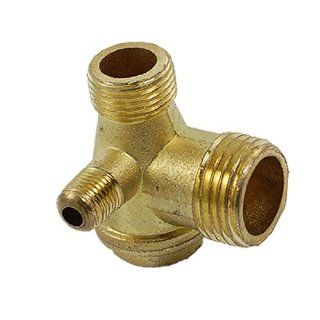 Amico Air Compressor Replacement Parts Male Threaded Brass Check Valve: Home Improvement