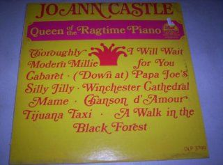 Queen of the Ragtime Piano: Music
