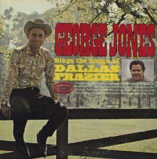 GEORGE JONES   sings the songs of dallas frazier MUSICOR 3149 (LP vinyl record) Music