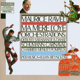 Maurice Ravel: Ma Mere l'Oye: Music