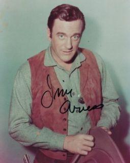 """Autographed JAMES ARNESS As Matt Dillon """"GUNSMOKE"""": Entertainment Collectibles"""