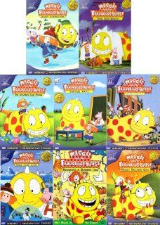 Maggie and the Ferocious Beast (8 Pack)   Pack 1 / in Nowhere Land /Maggie's Halloween Caper / Magic Snow Globe / Ride'em Cowboy / School Days / the Nowhere Land Parade / Three Little Ghosts / Winter Nowhereland: Movies & TV