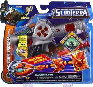 Slugterra MINI [Entry] Blaster & Evo Dart Dr. Blakk's Blaster [Includes Code for Exclusive Game Items] Toys & Games