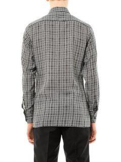 Checked cotton shirt  Bottega Veneta