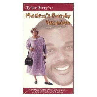 Madea's Family Reunion [VHS]: Isaac Caree, D'Atra Hicks, Pebbles Johnson, Tamela J. Mann, Tyler Perry, Elvin Ross: Movies & TV