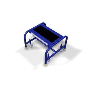 Tri Arc WLSR001163 WM Pilot One Step Mobile Steel Step Stand: Industrial & Scientific