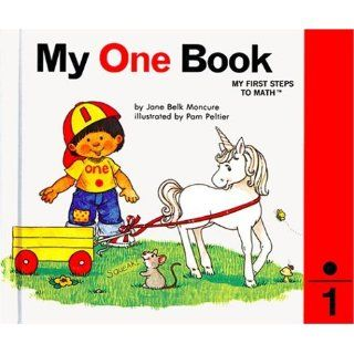 My One Book : My Number Books Series: Jane Belk Moncure, Pam Peltier: 9780895653123:  Kids' Books