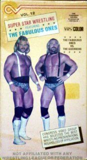 All Star Wrestling: The Fabulous Ones Vol. 12: Movies & TV