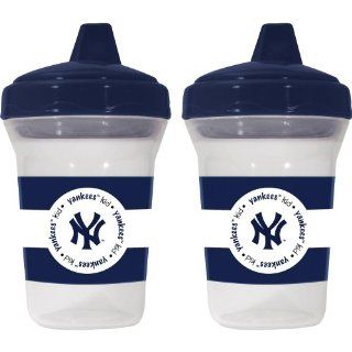 MLB New York Yankees Sippy Cups, 2 Pack  Baby Drinkware  Sports & Outdoors