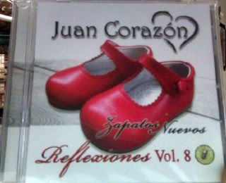 Juan Corazon Reflexiones Vol. 8: Music