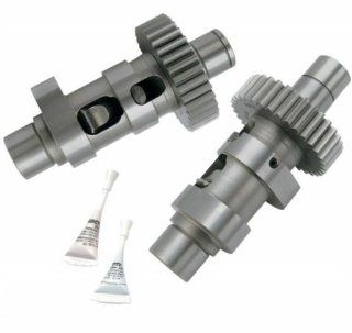 S&S Cycle 585GE Easy Start Gear Drive Camshafts with Inner Gears Only 106 5246: Automotive