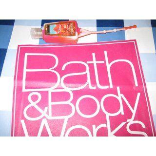 Bath & Body Works Island Nectar PocketBac Deep Cleansing Anti Bacterial Hand Gel 1 oz (29 ml) : Hand Sanitizers : Beauty