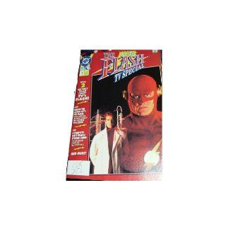 The Flash TV Special: John Byrne, Mark Waid, Howard Chaykin, Danny Bilson, Paul DeMeo, Michael Reaves and others, Javier Saltares, David Williams, Darick Robertson, Joe Kubert, Eduardo Barreto and others: Books