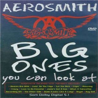 Big Ones You Can Look At: Aerosmith: Movies & TV