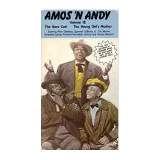 "Amos 'N Andy Volume 12: Rare Coin & The Young Girl's Mother: Alvin Childress (1907 1986) as Amos Jones, Spencer Williams (1893 1969) as Andrew Hogg ""Andy"" Brown, Tim Moore (1887 1958) as George ""Kingfish"" Stevens, Ernestine"