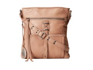 Lucky Brand Ashley Large Crossbody Clay
