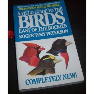 Peterson Field Guides to Eastern Birds, 4th Edition: Roger Tory Peterson: 9780395266199: Books