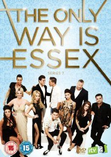 The Only Way Is Essex (Series 7)   2 DVD Set ( The Only Way Is Essex   Series Seven ) [ NON USA FORMAT, PAL, Reg.2 Import   United Kingdom ]: Denise Van Outen, Samantha Faiers, James Argent, Jessica Wright, Joey Essex, Gemma Collins, Lucy Mecklenburgh, Bil