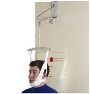 OTC Over Door Cervical Traction Kit, Complete Health & Personal Care